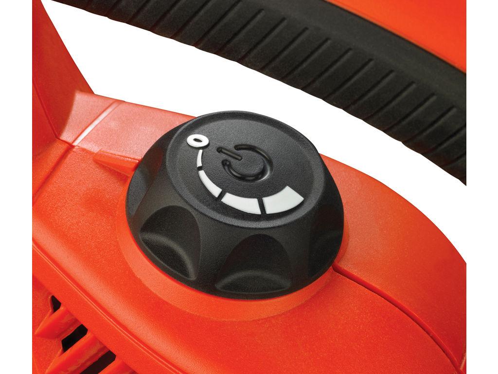 Электрическая воздуходувка-пылесос Black+Decker GW3030-QS