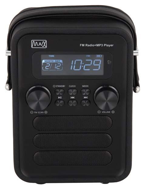 Радио-часы MAX MR-340