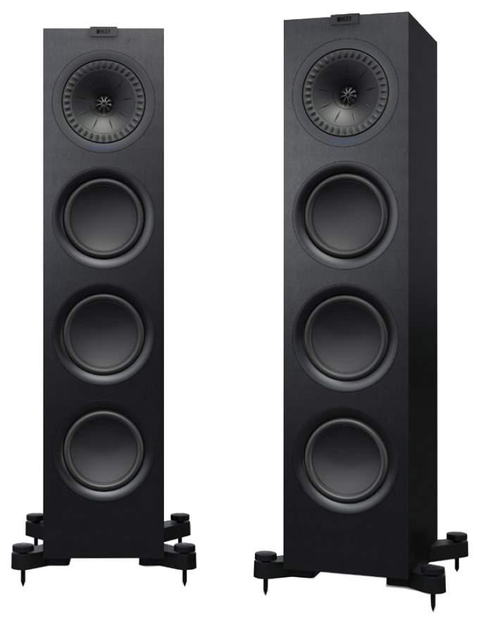 Колонки KEF Q750 Satin Black