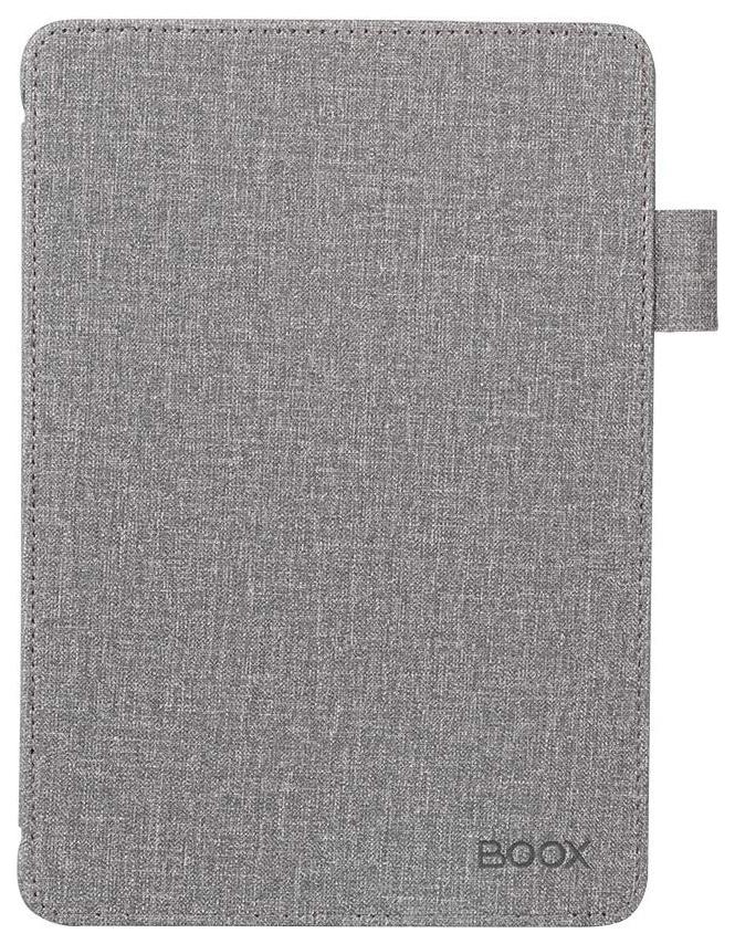 Чехол для электронной книги ONYX BOOX Nova, Nova Pro серый