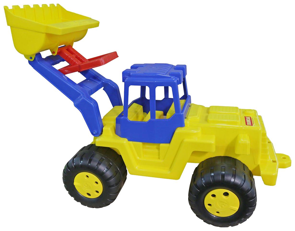 Строительная техника ПОЛЕСЬЕ Трактор-погрузчик Великан