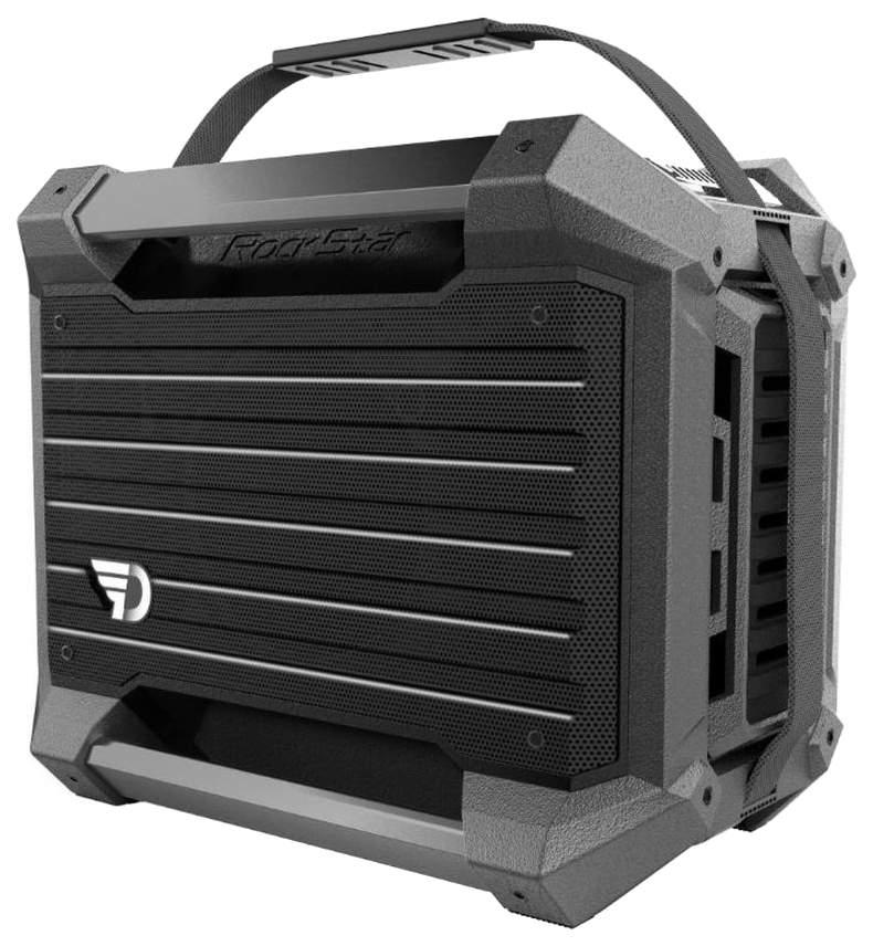 Беспроводная акустика DREAMWAVE Rocksta Grey