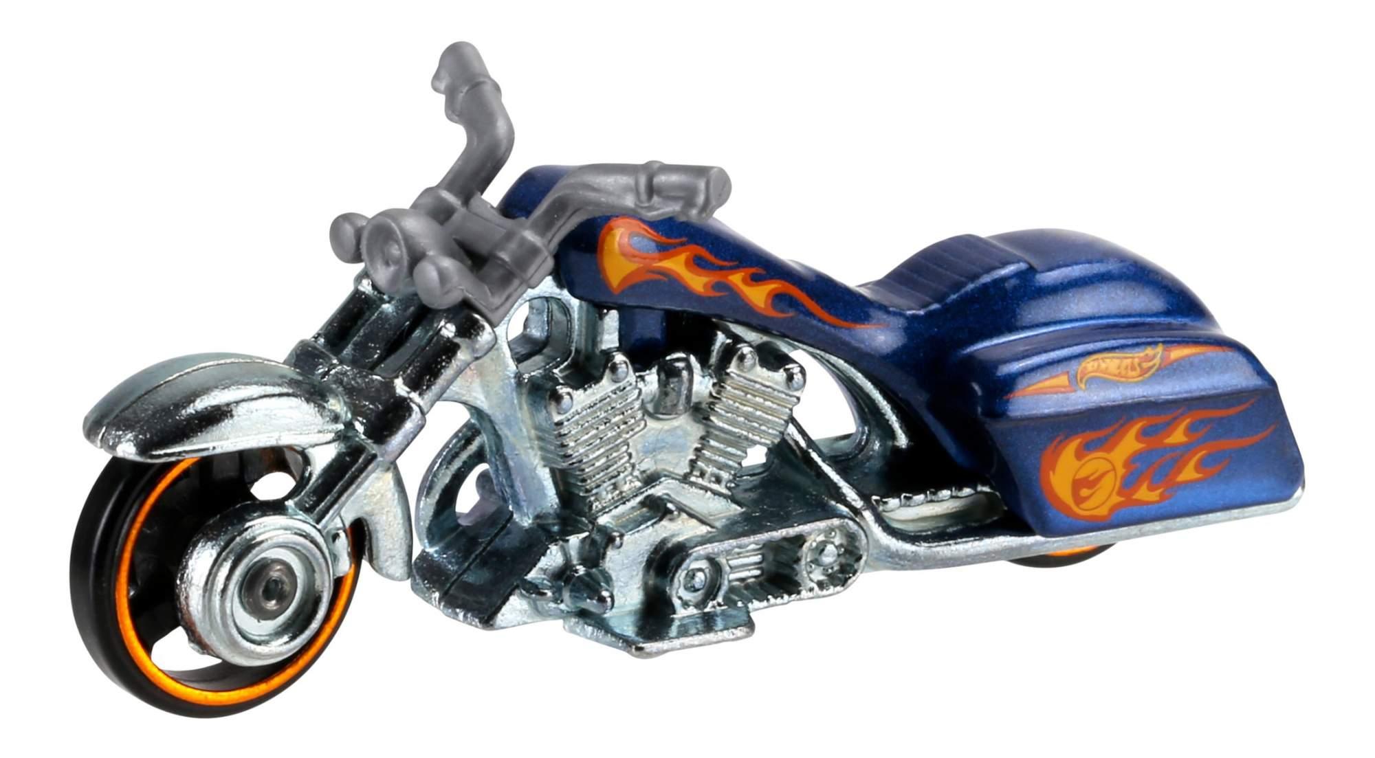 Мотоцикл Hot Wheels BAD BAGGER - TREASURE 5785 DHR40