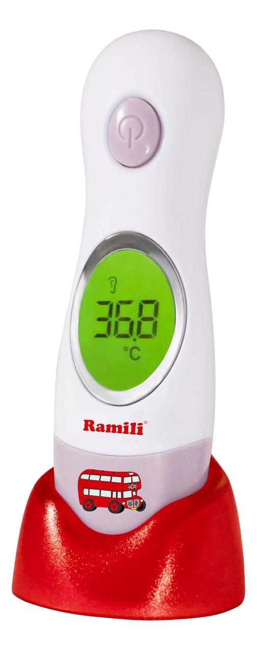 Термометр Ramili Baby инфракрасный 4 в 1