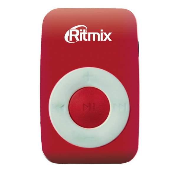 Плеер RITMIX RF-1010 Red