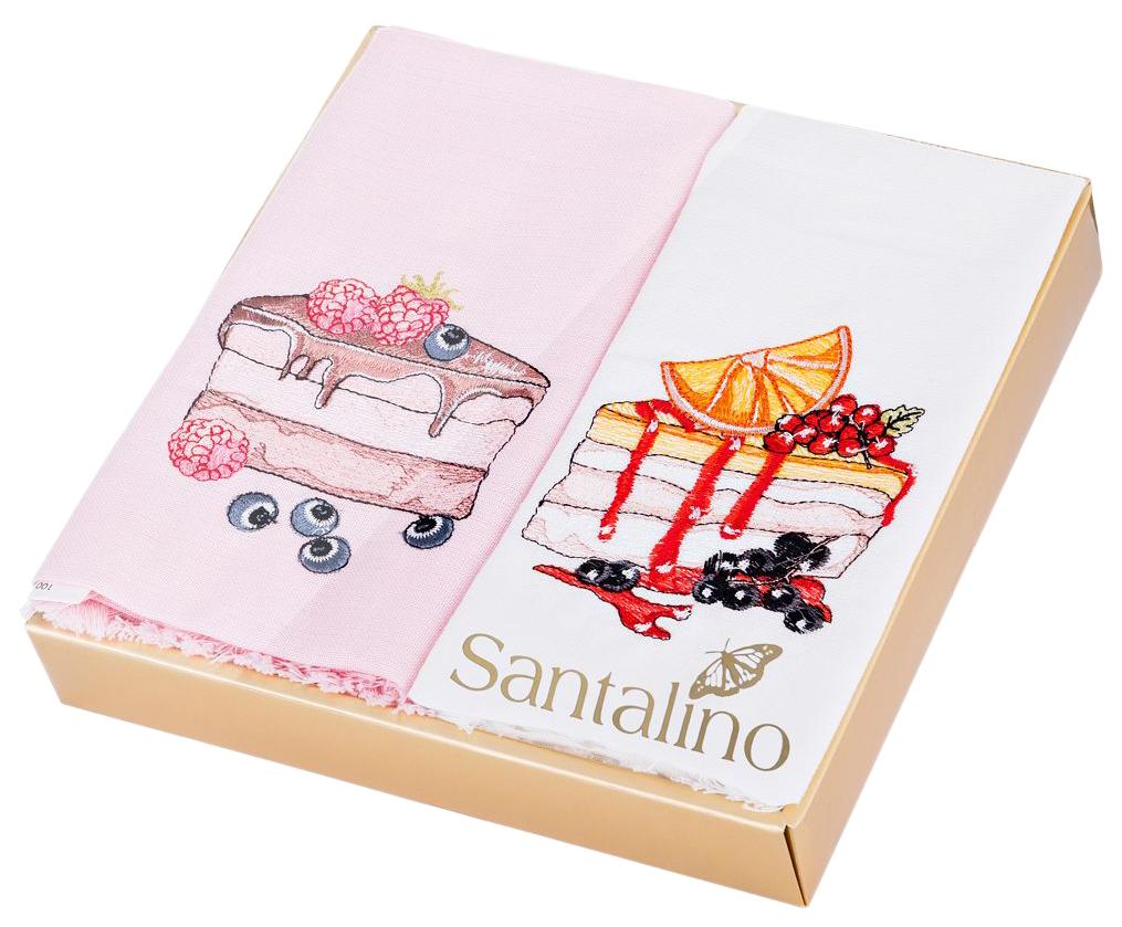 Салфетка SANTALINO ДЕСЕРТ-ТОРТИКИ 850-453-27