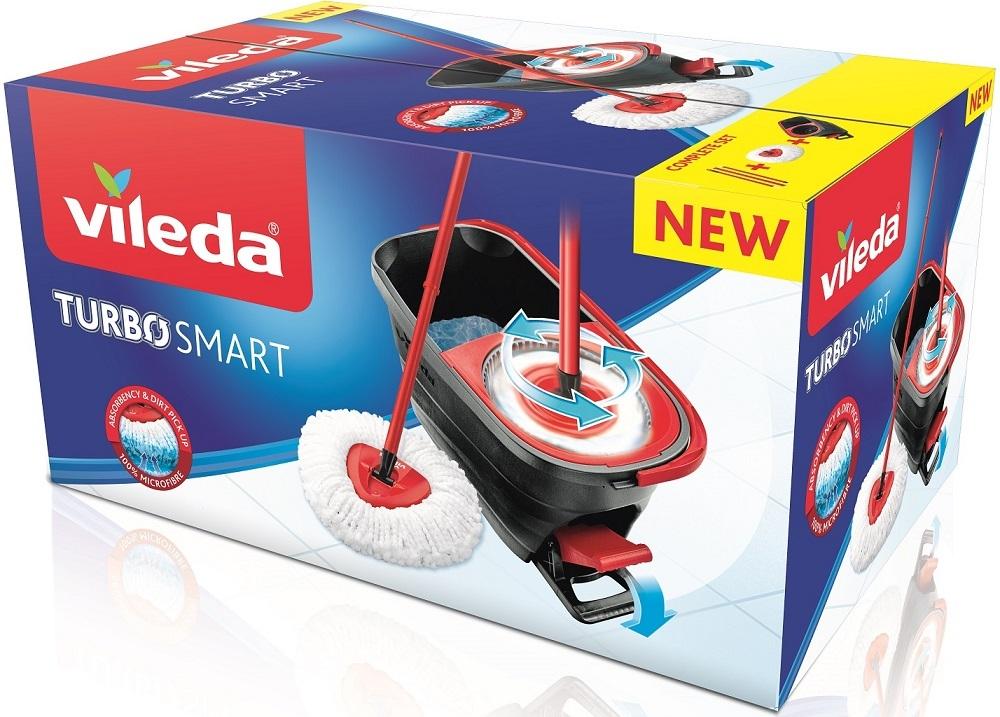 Набор для уборки VILEDA Turbo Смарт