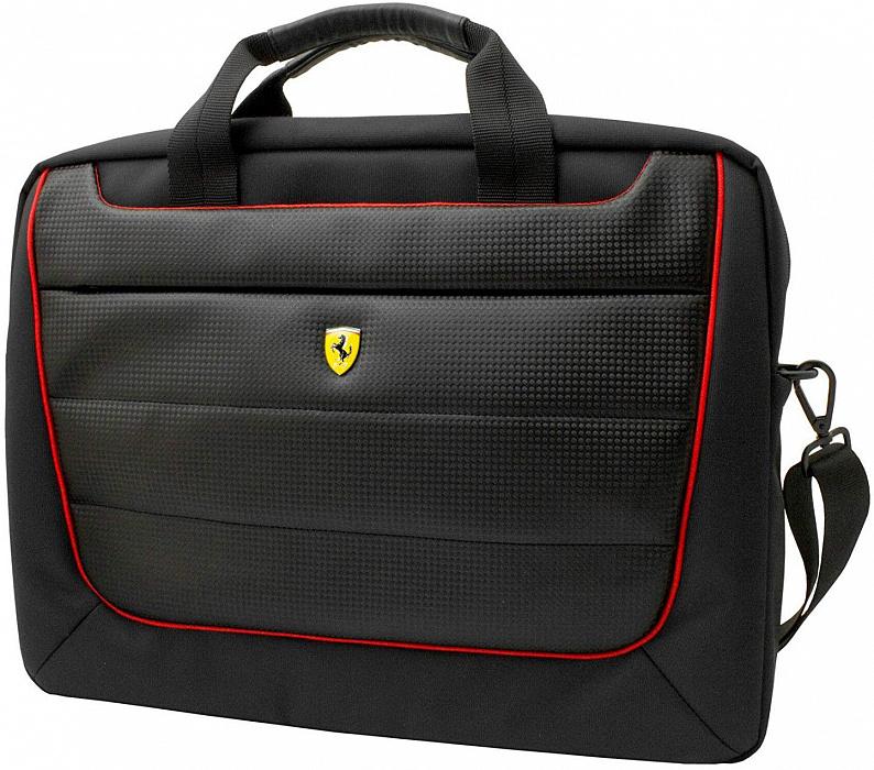 "Сумка для ноутбука 15"" Ferrari Scuderia Black"