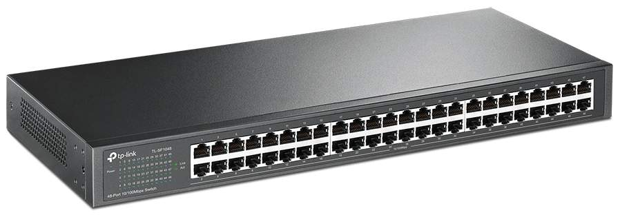 Коммутатор TP-Link TL-SF1048 Black