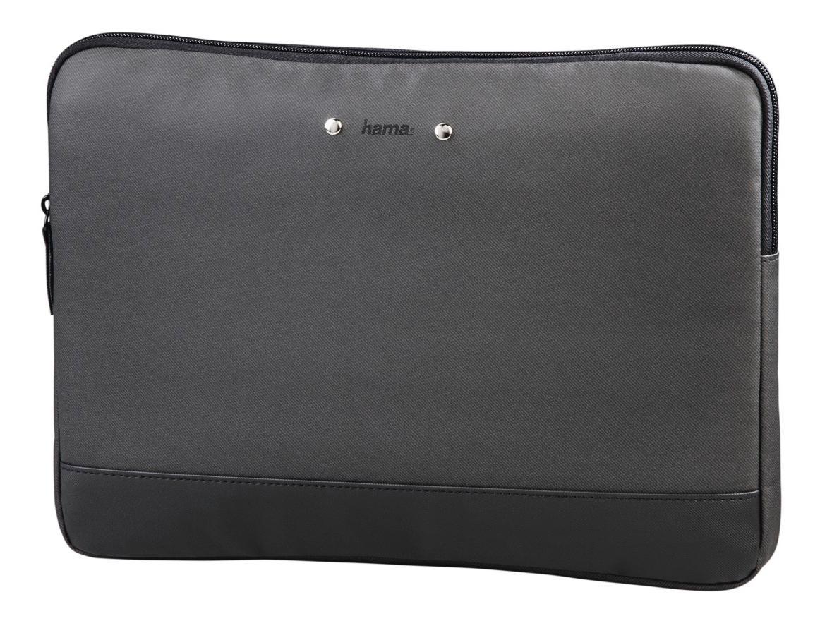 "Сумка для ноутбука 15.6"" Hama Ultra Style 00101531 черная"