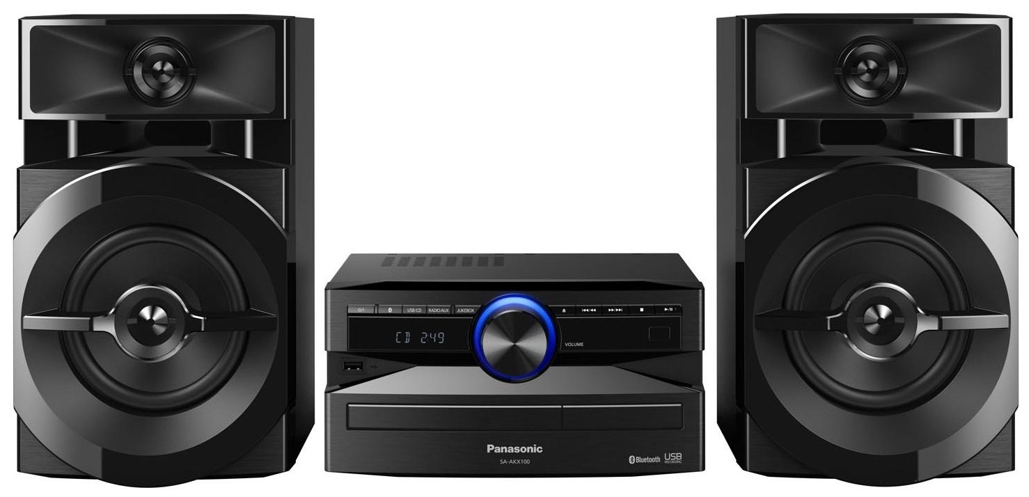 Музыкальный центр Mini Panasonic SC-UX100EE-K