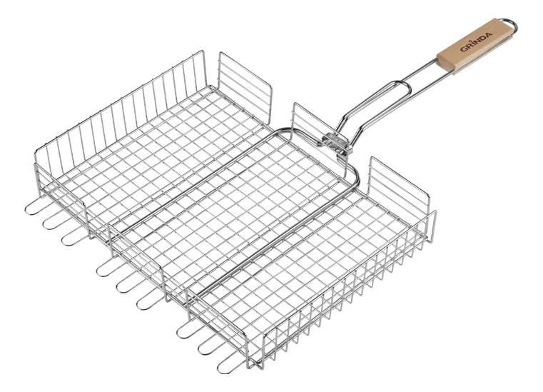 Решетка для гриля Grinda BARBECUE 424711 31x25,5x см