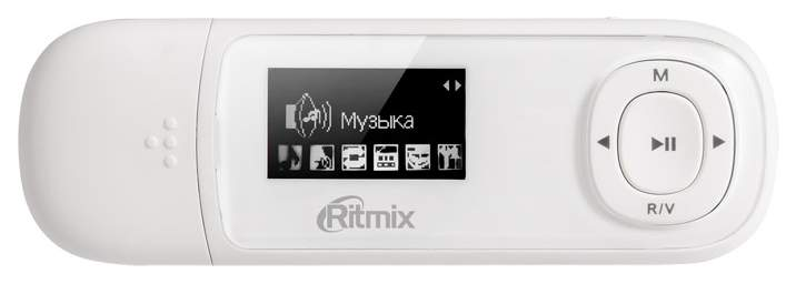 Плеер Ritmix RF-3450 8Gb White