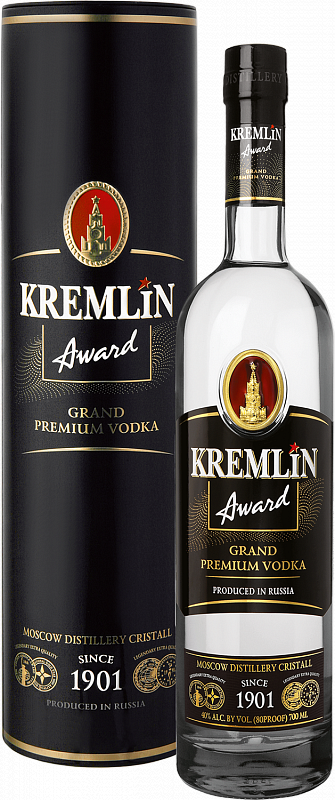 Vodka Kremlin Award