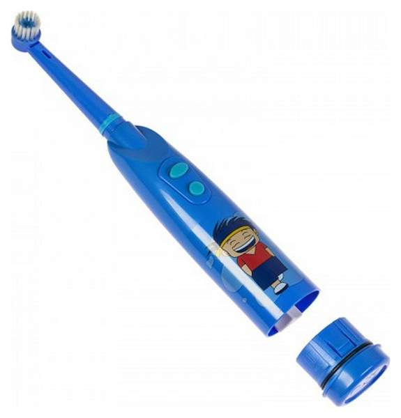 Детская зубная электрическая щетка Revyline RL 005 Kids Blue