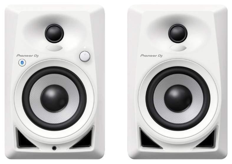 Активные колонки Pioneer DM-40BT-W Piano White
