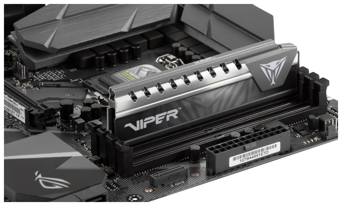 Оперативная память Patriot Memory Viper Elite PVE48G240C6GY ...