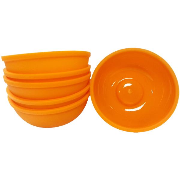 Форма для выпекания SoftBowl Circle 116 6шт