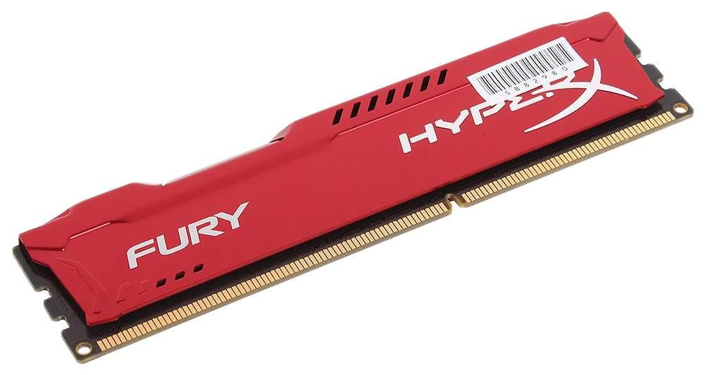 Оперативная память HyperX FURY HX316C10FR/4