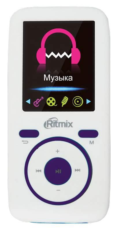 Плеер Ritmix RF-4450 4Gb White/Violet