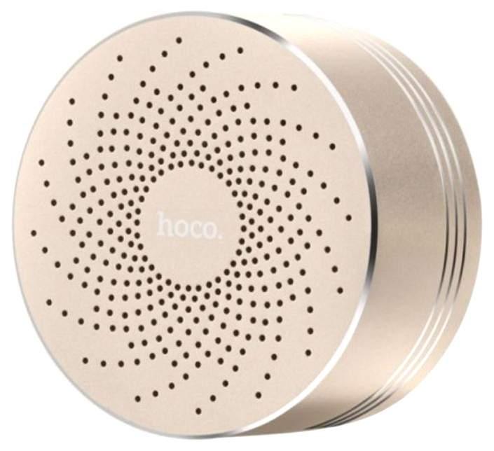 Беспроводная акустика Hoco BS5 Gold