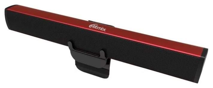 Колонка Ritmix SP-330 Черно-красная