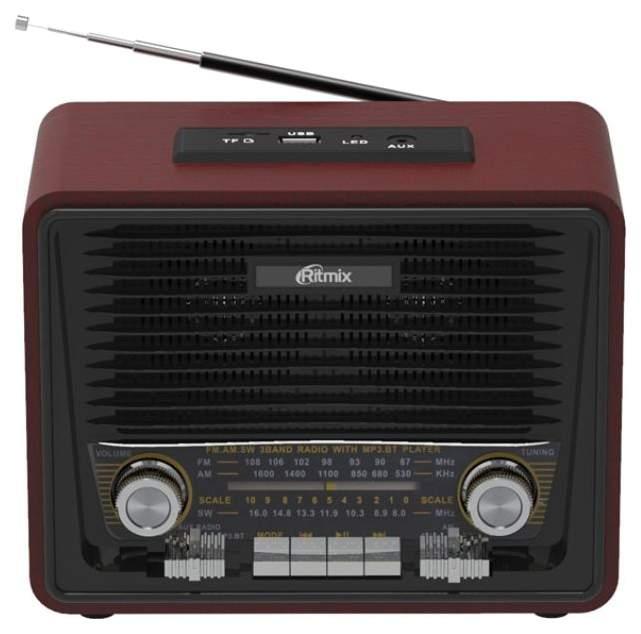 Радиоприемник Ritmix RPR-088 Черный