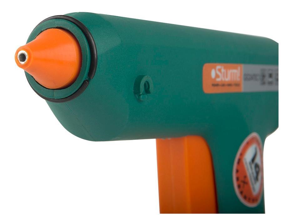 Сетевой клеевой пистолет Sturm! GG2470C1