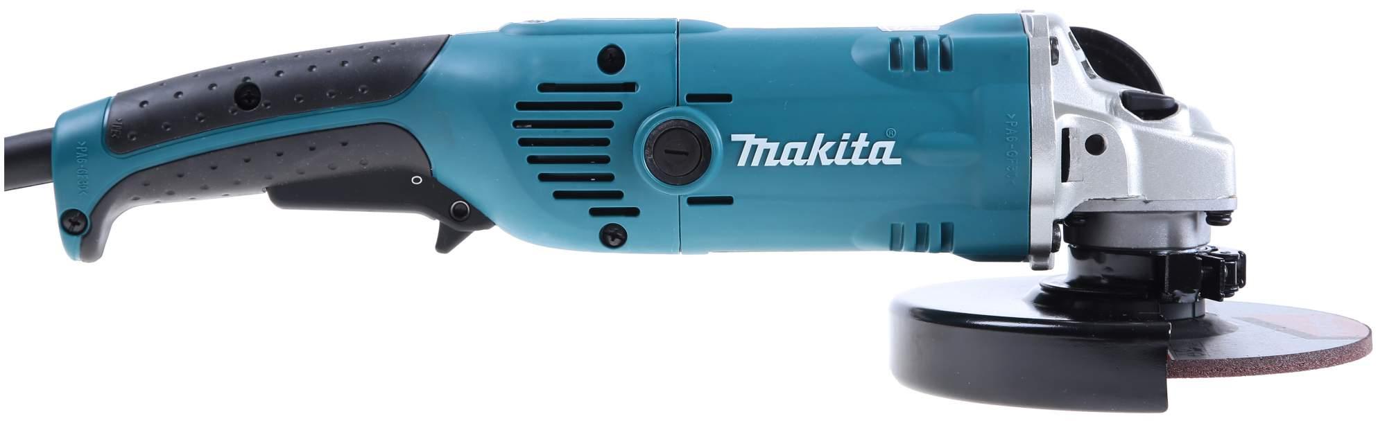 Сетевая угловая шлифовальная машина Makita GA6021C