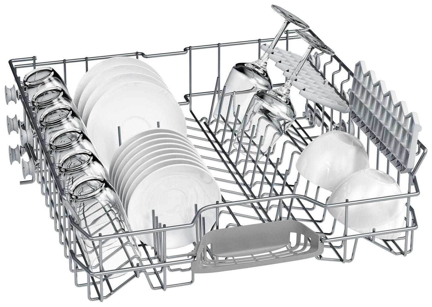 Посудомоечная машина 60 см Bosch SMS24AW01R white
