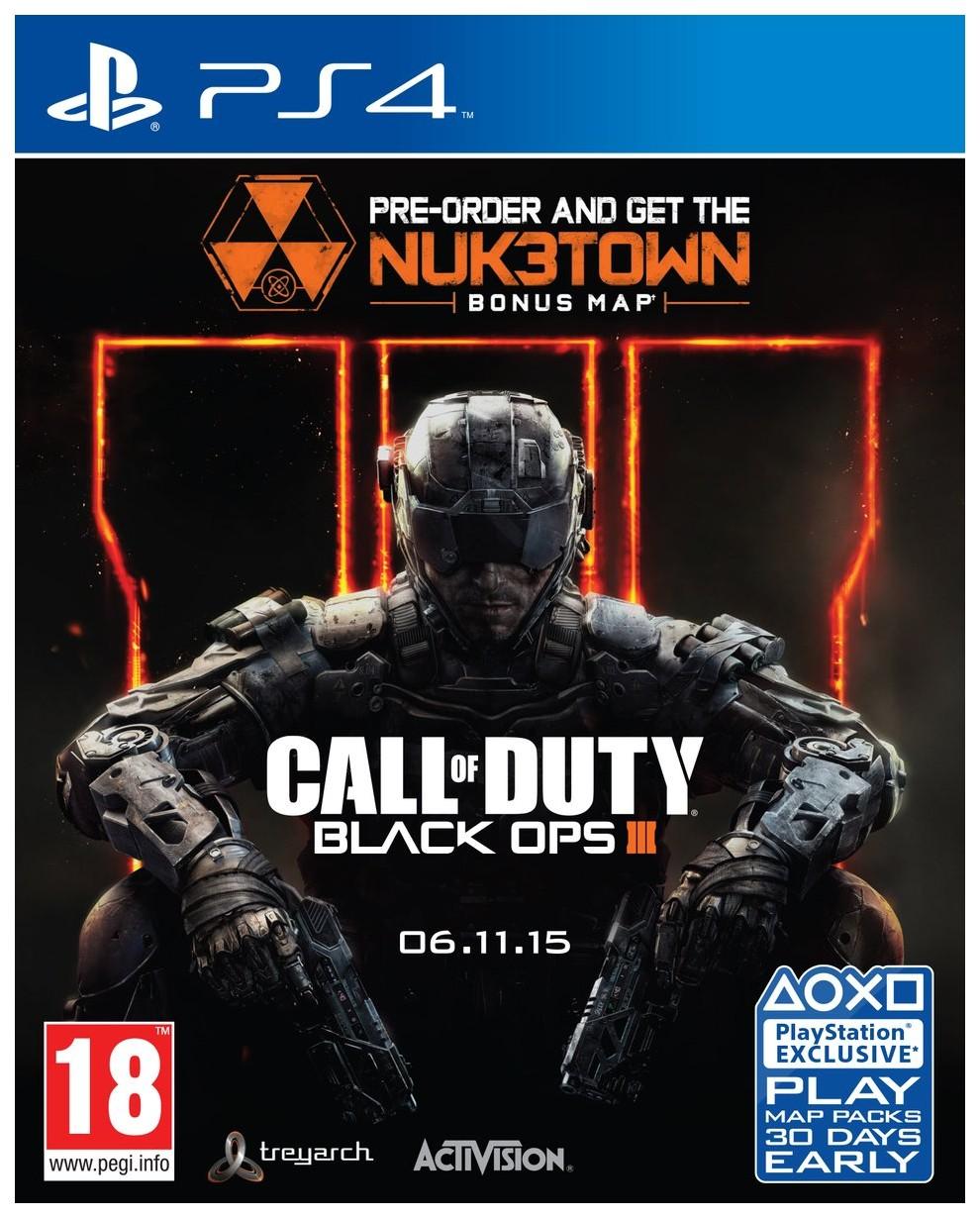 Игра Call of Duty Black Ops III Nuketown Edition для PlayStation 4