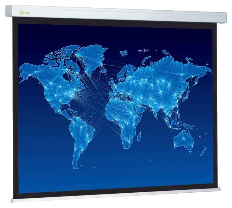 Экран для видеопроектора Cactus Wallscreen CS-PSW-152X203 Белый