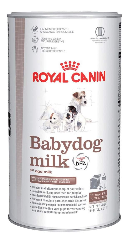 Заменитель молока для щенков Royal Canin Babydog Milk, 2кг