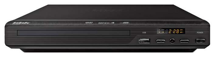 Плеер DVD BBK DVP030S Темно-серый