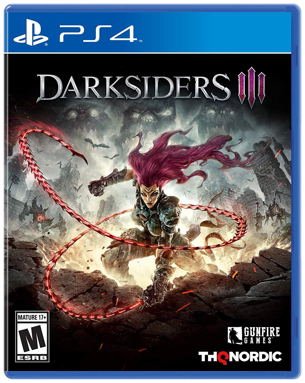 Игра Darksiders III для PlayStation 4