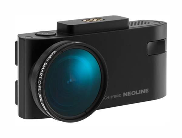 Видеорегистратор Neoline со встроенным радар-детектором, с GPS информатором