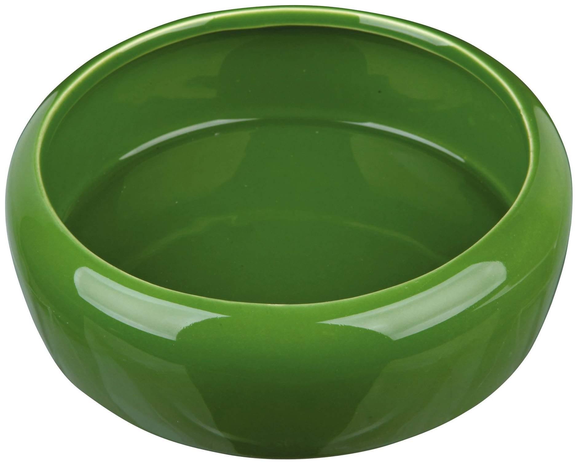 Миска для кроликов TRIXIE Ceramic Bowl L, керамическая, в ассортименте, 13 см, 400 мл