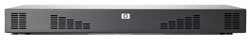 Коммутатор Hp Server Console Switch G2 KVM with Virtual Media CAC Software AF618A