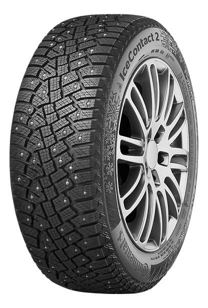 Шины Continental IceContact 2 SUV 255/55 R18 109T XL RunFlat