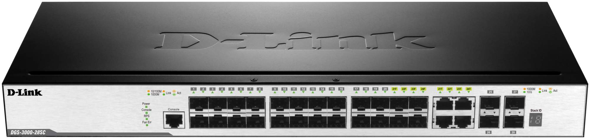 Коммутатор D-Link DGS-3000-28SC/A1A
