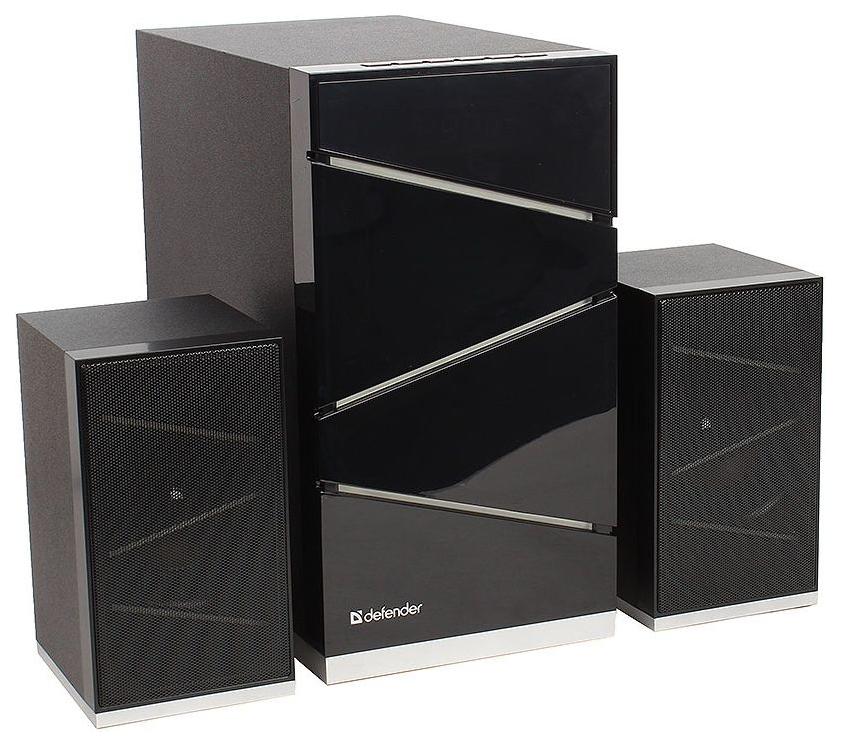 Колонки для компьютера DEFENDER G50 Black