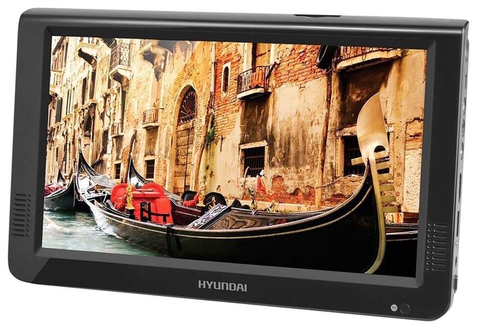 Портативный плеер Hyundai H-LCD1200 Черный