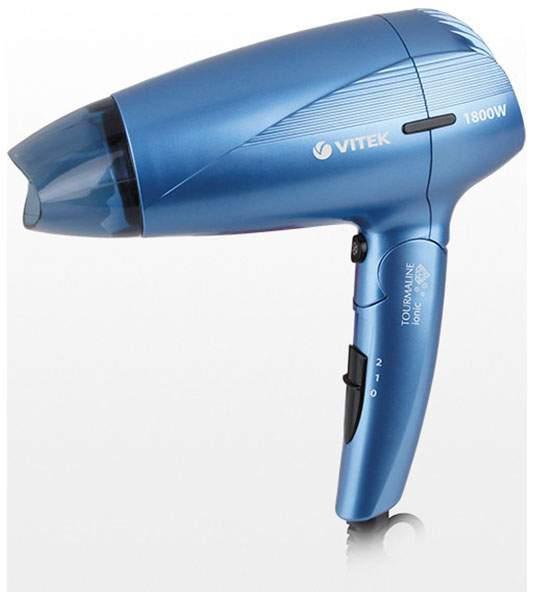 Фен Vitek VT-2316 Blue