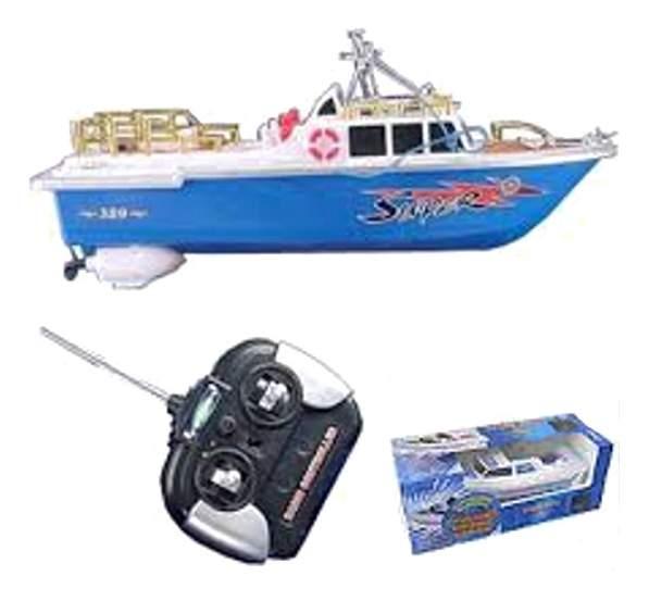 Катер р/у Ocean Trawler Shenzhen Toys М33619