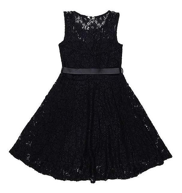 Черное платье картинки