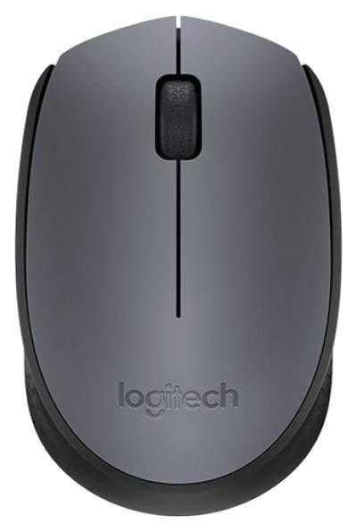 Беспроводная мышка Logitech M170 Black (910-004642)