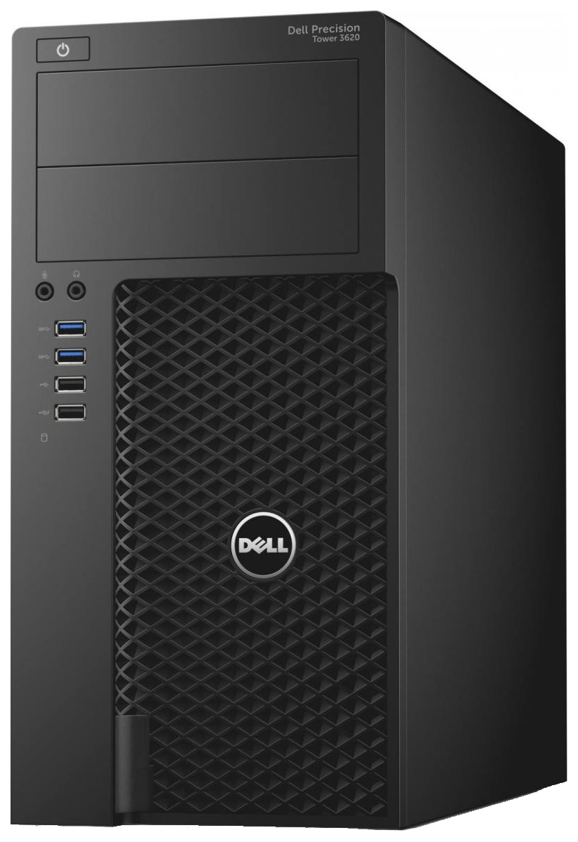 Системный блок Dell Precision T3620 3200МГц, 4Гб, Intel Core i5, 1000Гб