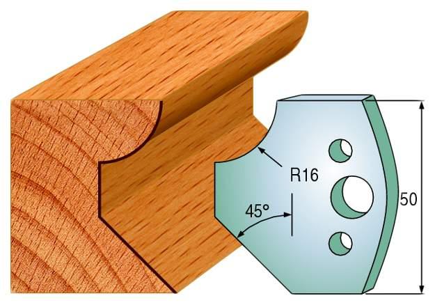 Комплект из 2-х ножей 50x4 SP CMT 690.569