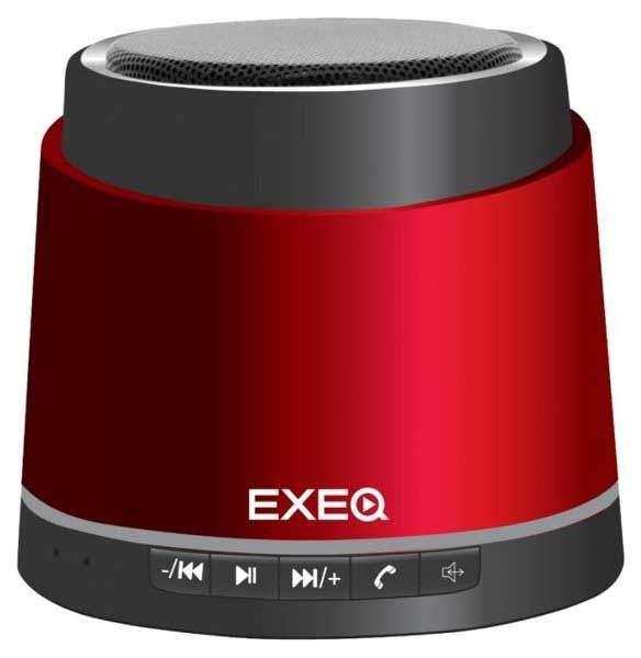 Беспроводная акустика Exeq SPK-1205 RD Red/Black