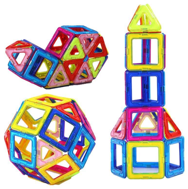Конструктор магнитный Xinbida Magical Magnet 3D 52 детали